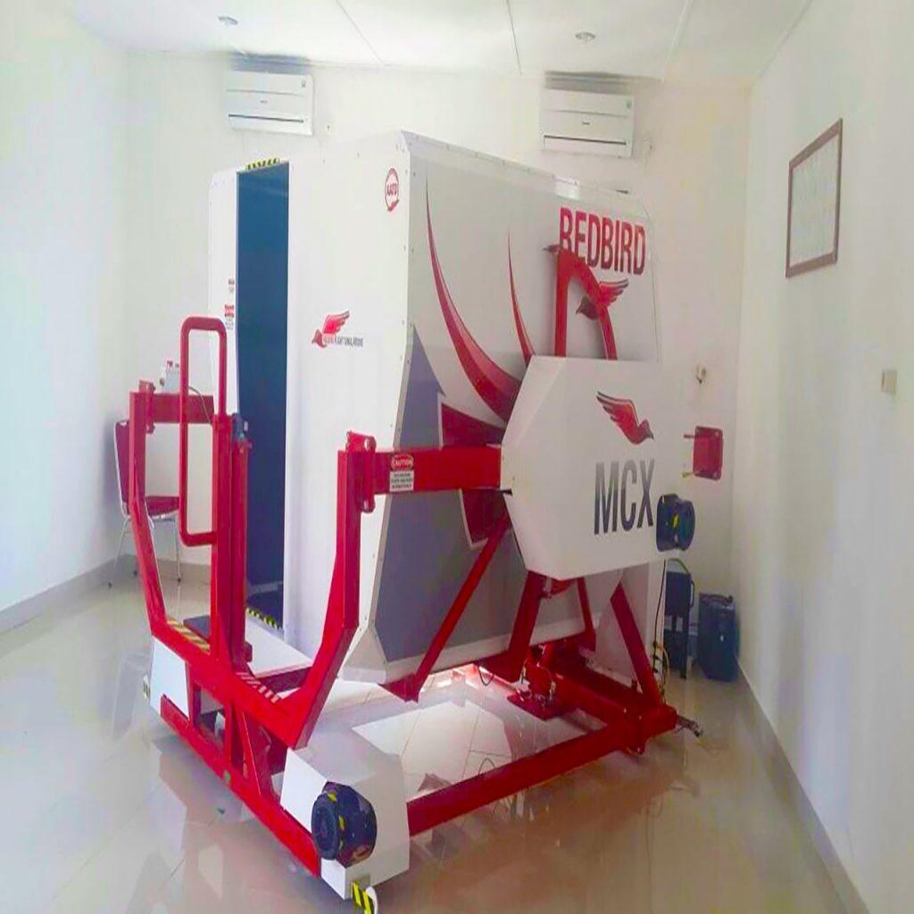 Simulator MCX