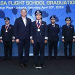 Wisuda 2019 Perkasa Flight School